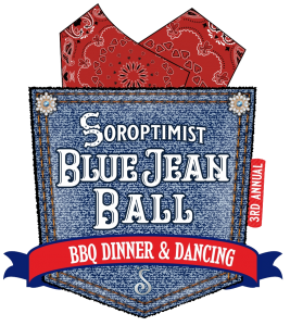Blue Jean Ball- Homestead Rodeo Dance Logo